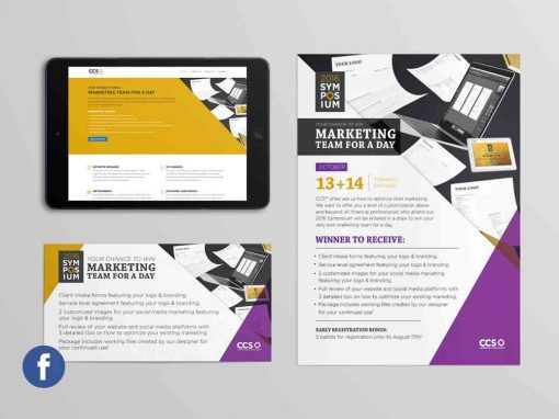 MARKETING CONTEST LEAD MAGNET
