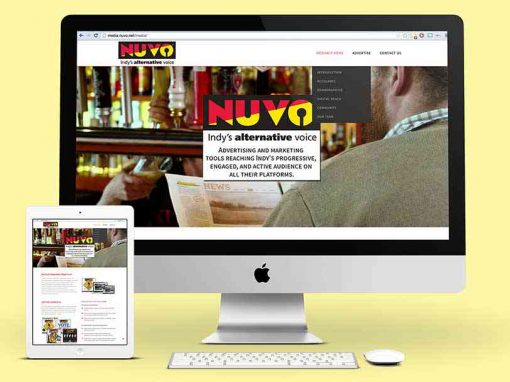 NUVO SALES WEBSITE